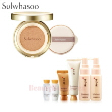 SULWHASOO Perfecting Cushion SPF50+PA+++ Set [Monthly Limited -July 2018]